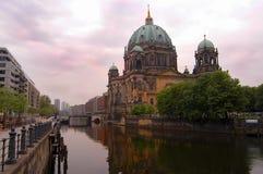柏林圆顶 库存照片