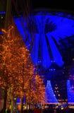 柏林圣诞节 库存照片