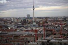 柏林地平线 库存图片