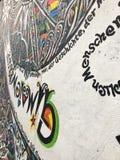 柏林墙壁 图库摄影