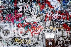 柏林墙 库存图片