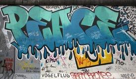 柏林墙 免版税库存图片