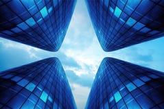 柏林大厦办公室 免版税图库摄影