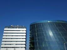 柏林大厦办公室 库存照片