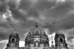 柏林大教堂德国 免版税图库摄影