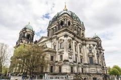 柏林大教堂柏林大教堂在柏林,德国 免版税图库摄影