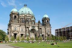柏林大教堂(柏林人Dom) 免版税库存照片