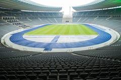 柏林奥林匹亚体育场 库存照片