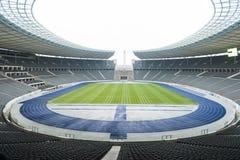 柏林奥林匹亚体育场 图库摄影