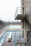 柏林奥林匹亚体育场 免版税库存照片