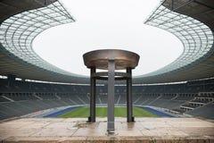 柏林奥林匹亚体育场 免版税库存图片