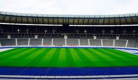 柏林奥林匹克体育场 免版税库存图片