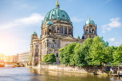 柏林市视图 库存图片