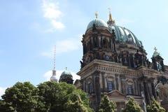 柏林德国古老教会 免版税库存图片