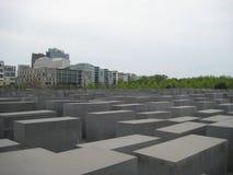 柏林德国浩劫纪念品 免版税库存照片
