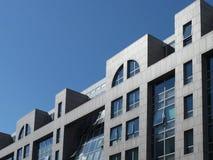 2014年柏林德国,现代大厦 免版税库存图片