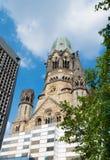 柏林教会 库存照片