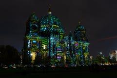 柏林柏林大教堂dom 免版税库存图片
