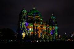 柏林柏林大教堂dom 图库摄影