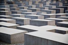 柏林浩劫纪念碑 库存图片