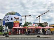 柏林爱您 免版税库存图片