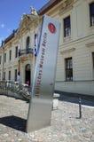 柏林犹太博物馆 免版税库存图片