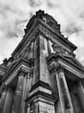 柏林的老建筑学 免版税库存图片