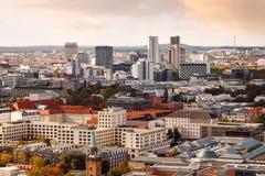 柏林的风景,平衡foto 库存照片
