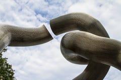 柏林雕塑 免版税库存图片