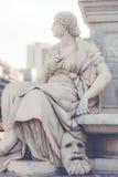 柏林雕象 图库摄影
