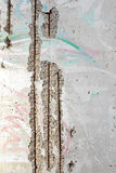 柏林零件墙壁 库存图片