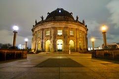 柏林预示博物馆 免版税图库摄影
