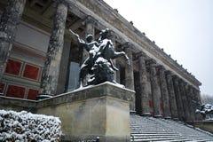 柏林博物馆  图库摄影