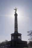 柏林,明亮的早晨 库存图片