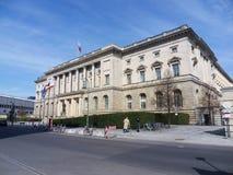 柏林-众议院 免版税库存照片