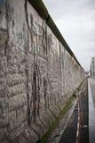 柏林围墙 免版税库存图片