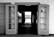 柏林-集中营萨森豪森 免版税图库摄影