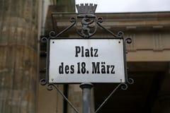 柏林- 12 免版税库存图片