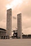 柏林` s奥林匹亚体育场 免版税图库摄影