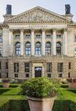 柏林bundesrat 免版税图库摄影
