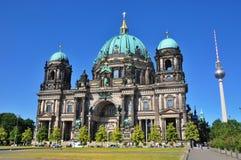 柏林Dom大教堂 免版税库存照片
