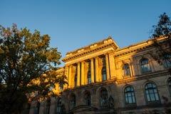 柏林Naturkundemuseum 免版税库存照片