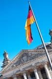 柏林reichstag 免版税库存照片