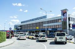 柏林Schonefeld机场 免版税图库摄影