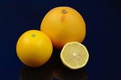 柑橘。 库存照片