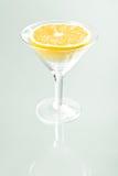 柑橘新鲜的汁 免版税图库摄影