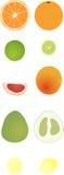 柑橘水果 库存图片