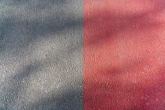 染黑红色 免版税库存照片