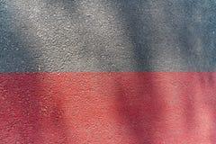 染黑红色 免版税库存图片