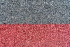 染黑红色 库存照片